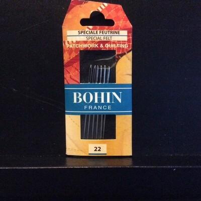 Bohin Special Felt #22 Pkt