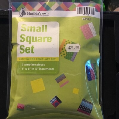 Matilda's Own Square Set Sml 1.0