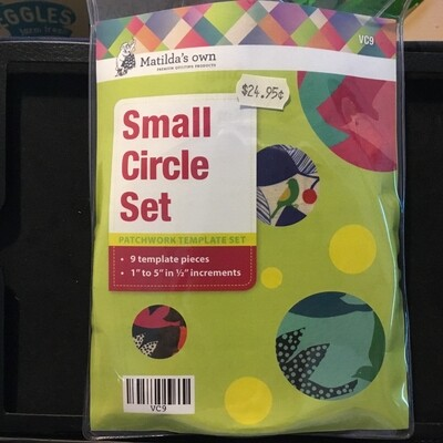 Matilda's Own Circle Set Sml 1