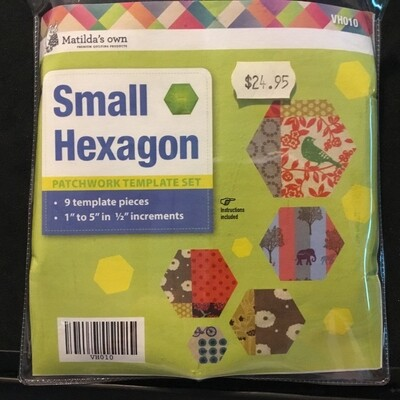 Matilda's Own Hexagon Set Sml 1.0