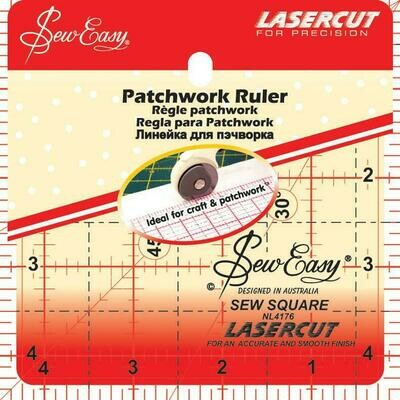 Sew Easy Square 4.5