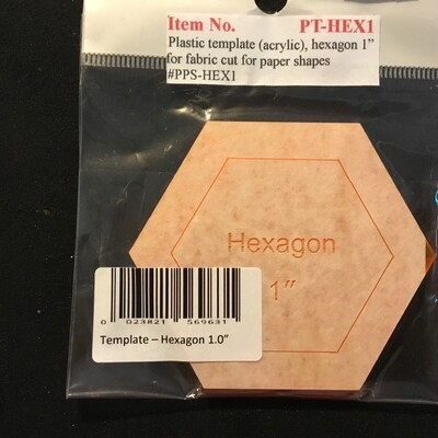 Template Hexagon 1.0