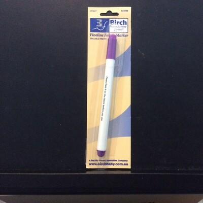 Birch Erasable Fine Tip Pen Violet (Q5729?)