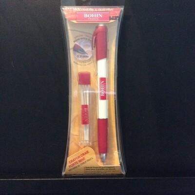 Bohin Mechanical Chalk Pencil 0.9 White