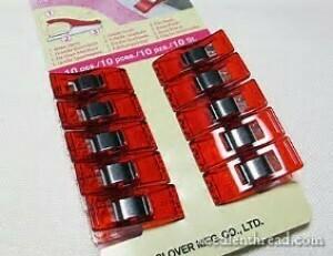 Clover Wonder Clips Mini 10pk
