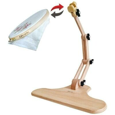 Nurge Adjustable Seating Embroidery Stand (190.4)