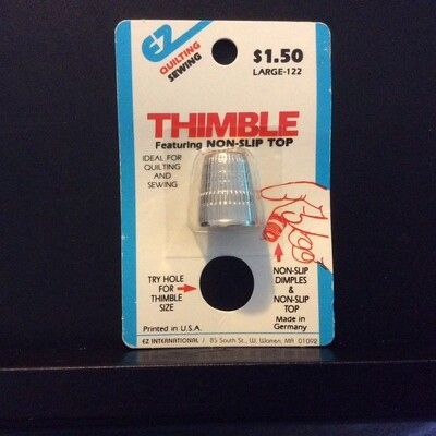 EZ Thimble Large
