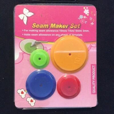 Seam Maker Set 4/pkt