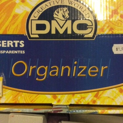 DMC Organizer File Inserts U1242L