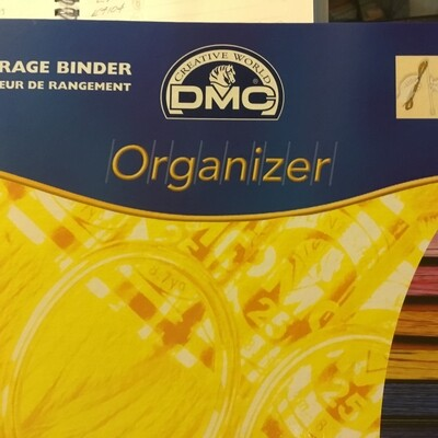 DMC Storage Binder