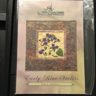 POMH Early Blue Violets