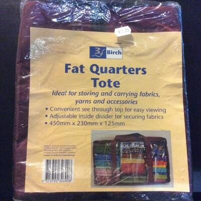 Fat Quarter Tote Bag