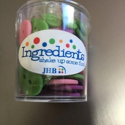 Ingredients - Confetti