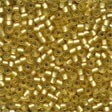 Mill Hill Frosted Beads 62031 - Gold