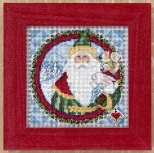 Mill Hill Jim Shore - Father Christmas (JS14-9204)