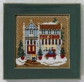Mill Hill Buttons & Beads Winter Series - Toy Shop (MH14-6301)