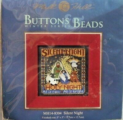Mill Hill Buttons & Beads Winter Series - Silent Night (MH14-8304)