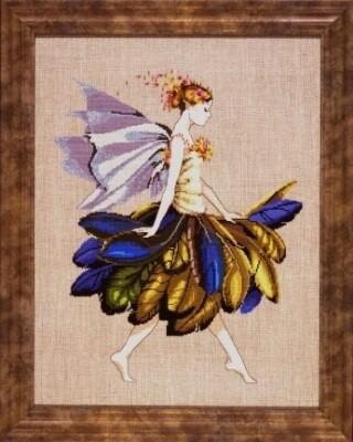 Mirabilia Design - Feather Fairy (MD83)