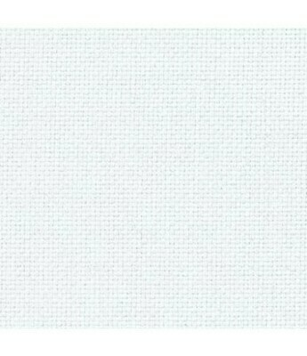 Hardanger 22ct w.150cm White (1008.100) /10cm increments