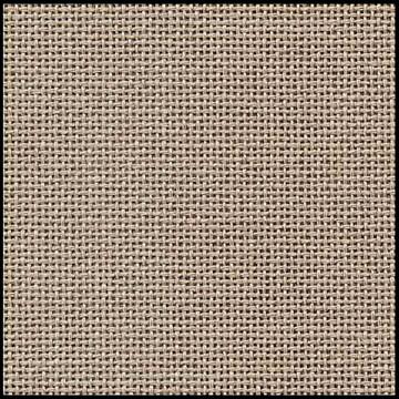 Lugana 25ct w.140cm Mushroom (3835.309) /10cm increments