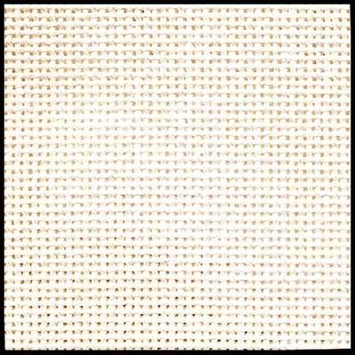 Lugana 25ct w.140cm Ecru (3835.264) /10cm increments