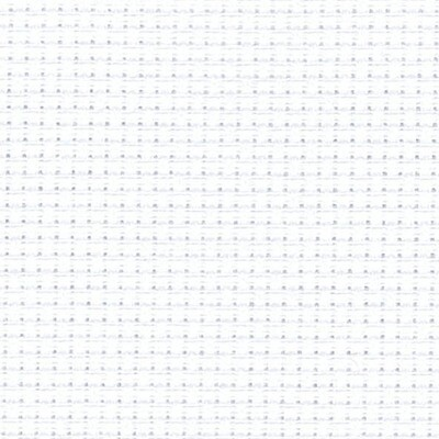 Aida 14ct w.150cm White (3706.100) /10cm increments