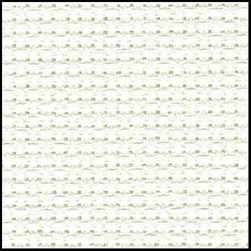 Aida 16ct w.110cm Antique White (3251.101) /10cm increments
