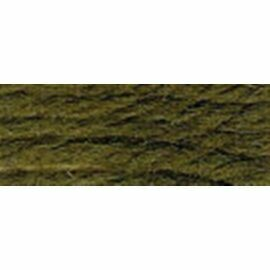 DMC486 Tapestry Wool Skein 7393 - unknown name