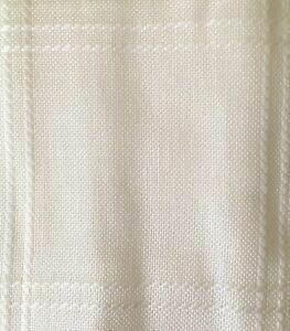 Anne Cloth Afghans 18ct w.145cm blank (7588.100) /10cm increments