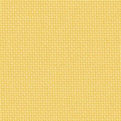 Lugana 25ct w.140cm Maize (3835.205) /10cm increments