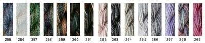 Caron Watercolours Thread #256 - Barely Blue
