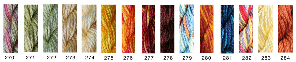 Caron Wildflowers Thread #272 - Mint