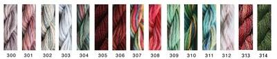 Caron Watercolours Thread #309 - Creme de Menthe
