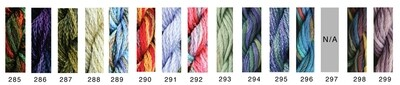 Caron Waterlillies Thread #294 - Black Iris