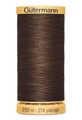 Gutermann Natural Cotton Thread 250m - 1523