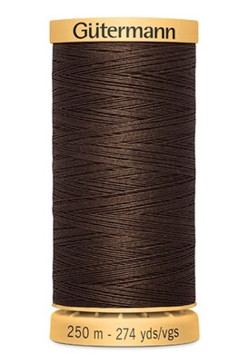 Gutermann Natural Cotton Thread 250m - 1912