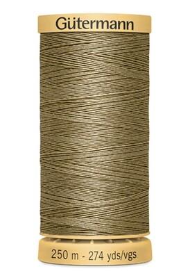Gutermann Natural Cotton Thread 250m - 1015
