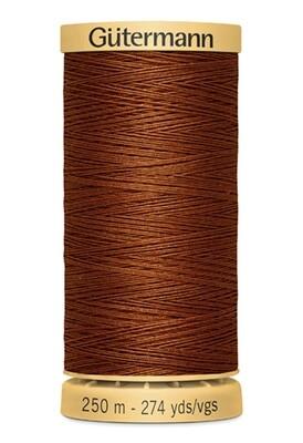 Gutermann Natural Cotton Thread 250m - 2143