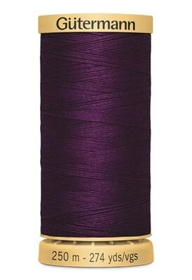 Gutermann Natural Cotton Thread 250m - 3832