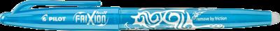Pilot Frixion Ball 0.7 Pen - Light Blue