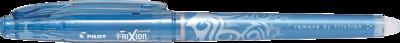 Pilot Frixion Point 0.5 Pen - Light Blue