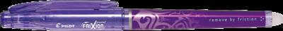 Pilot Frixion Point 0.5 Pen - Violet
