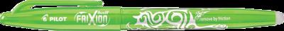 Pilot Frixion Ball 0.7 Pen - Light Green