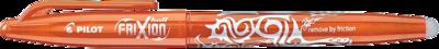Pilot Frixion Ball 0.7 Pen - Orange