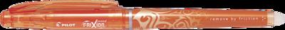 Pilot Frixion Point 0.5 Pen - Orange