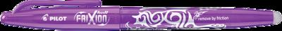 Pilot Frixion Ball 0.7 Pen - Violet