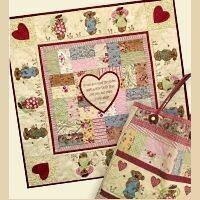 Libby Richardson - My 1st Blankey & Nappy Bag