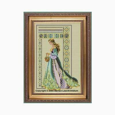Lavender & Lace - Celtic Summer Pattern (LL56)