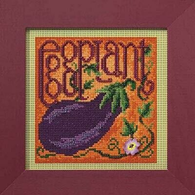 Mill Hill Buttons & Beads Spring Series - Eggplant (MH14-9106)