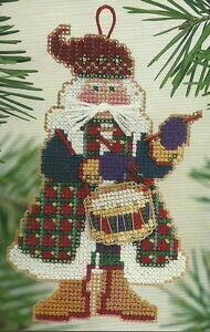 Mill Hill Musical Santas - Drum Santa (MHMS11)